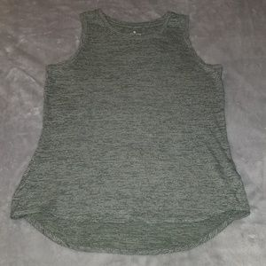 Athleta Tank with Side Hem Detail